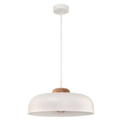 Závěsné svítidlo STEEL, bílá - 1