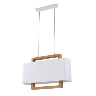 Závěsné svítidlo ARTEMIDA - 1 - S, světlé dřevo - 1
