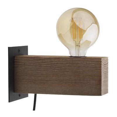 Nástěnné svítidlo ARTWOOD, světlé dřevo - 1