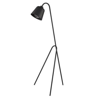 Stojací lampa Lami, černá - 1