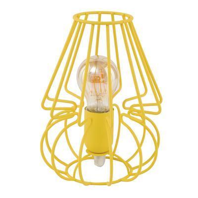Stolní lampa PICOLO,  žlutá, žlutá - 1