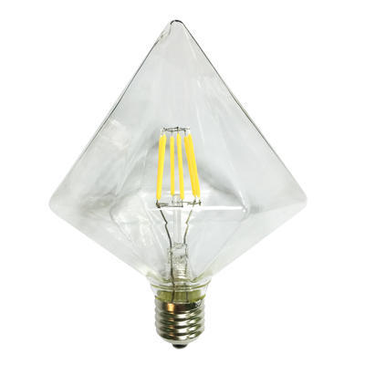 LED žárovka Filament Tron E27 6W, Čirá - 1