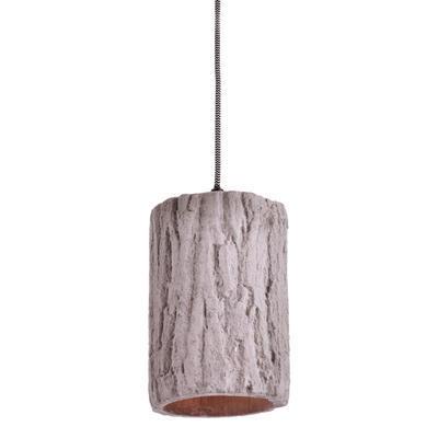 Závěsné svítidlo Cement Log - 1