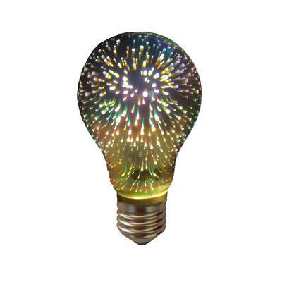 LED žárovka 3D VINTAGE E27 4W - stmívatelná - 1