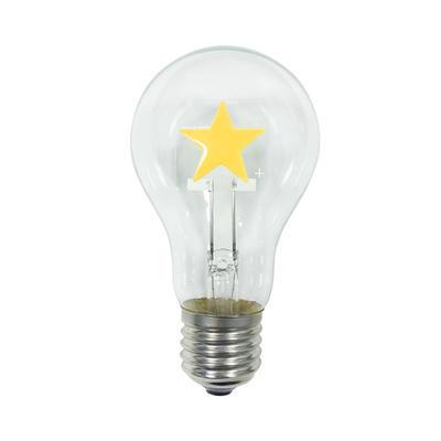LED žárovka Filament STAR E27 2W - 1