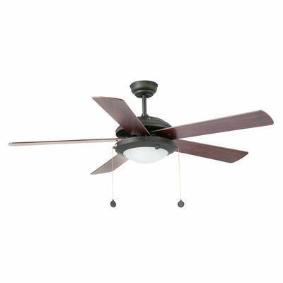 """Stropní ventilátor MANILA - 52"""" - reverzní - 1"""