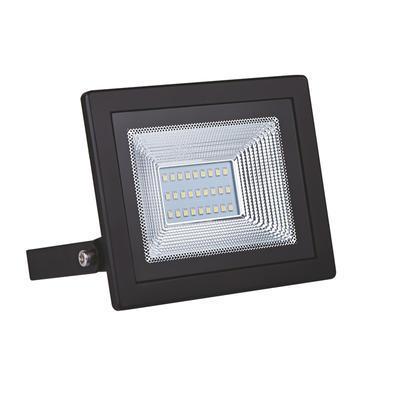 LED reflektor 20W - černý - 1