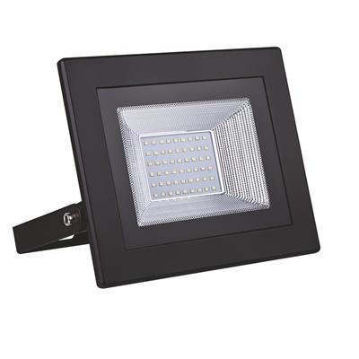 LED reflektor 50W - černý - 1
