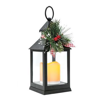 Vánoční LED lucerna - 2