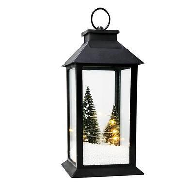 Vánoční LED lucerna - 1