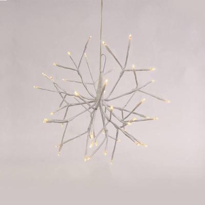 Venkovní vánoční LED dekorace Vločka