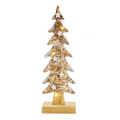 Vánoční LED dekorace Stromek - 4