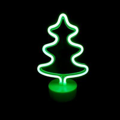 Stolní LED dekorace Neon Tree