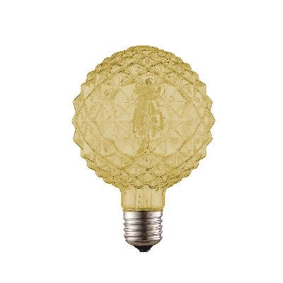 LED žárovka Filament Ziv E27 6W, Jantar - 1