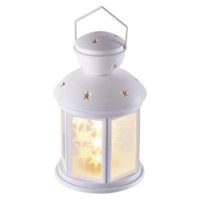Vánoční dekorativní LED lucerna s časovačem - 3 - 1