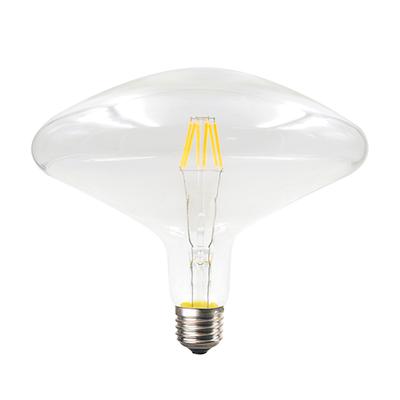 LED žárovka Filament Zyro E27 6W, Čirá - 1