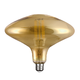 LED žárovka Filament Zyro E27 6W, Jantar - 1/2