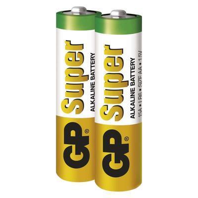 Alkalická baterie GP Super AA 2ks - 2