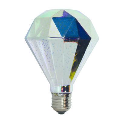 LED žárovka 3D DIAMOND E27 4W - stmívatelná - 2