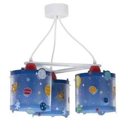 Dětské závěsné svítidlo Planets - 2 - 2