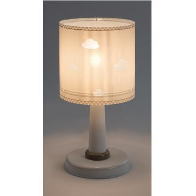 Dětská stolní lampička Sweet Dreams, šedá - 2