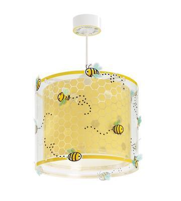 Dětské závěsné svítidlo Bee Happy - 2