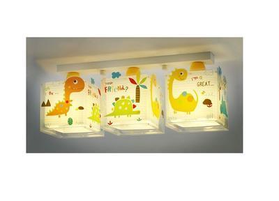 Dětské stropní svítidlo Dinos - 2