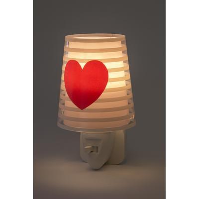 Dětská noční lampička Light Feeling - Heart - 2