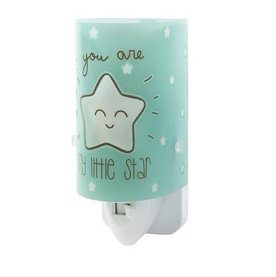 Noční lampička My Little Star, zelená, zelená - 2