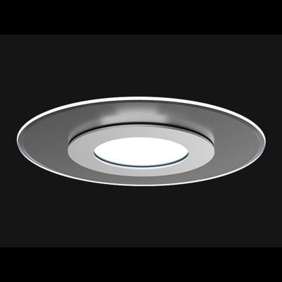 Stropní LED svítidlo Dalen 2D Silver - 2