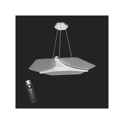Závěsné LED svítidlo Dalen 2S Plus Silver - 2