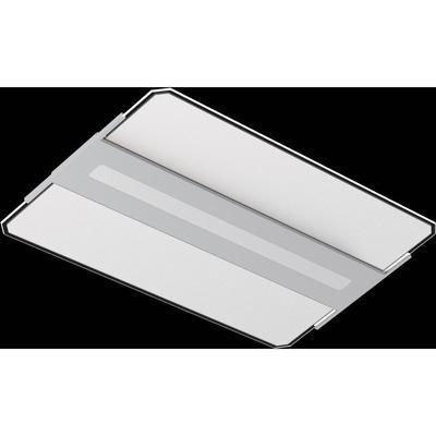 Stropní LED svítidlo Dalen 2Z Silver - 2