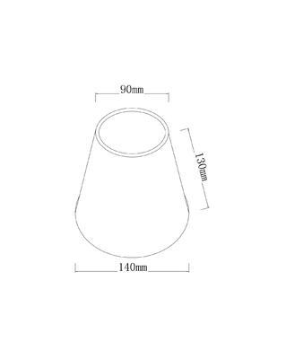 Stínidlo Fold - bílé - 2