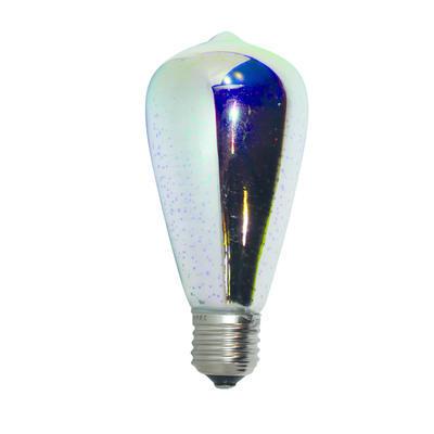 LED žárovka 3D EDISON E27 4W - stmívatelná - 2