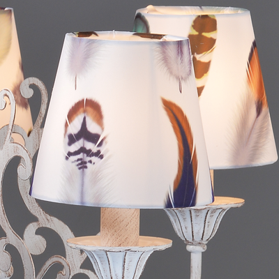 Závěsný lustr Feather - 1 - 2