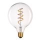 LED žárovka Filament spiral E27 ø125 6W - 2/2