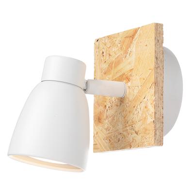 Stropní/Nástěnné svítidlo Chipboard 1 - 2