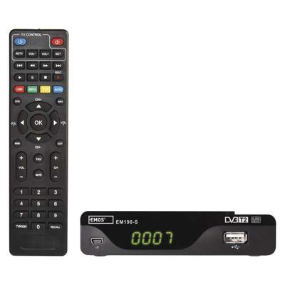 Set-top box DVB-T2 s externím přijímačem - 2