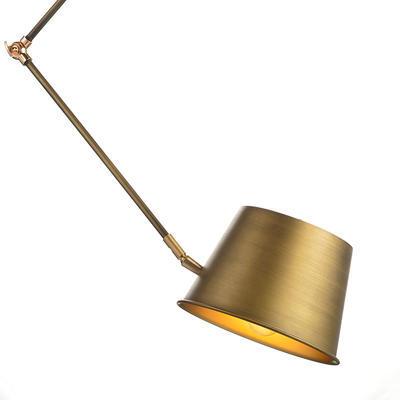 Stropní/Nástěnné svítidlo Bronze - 2