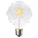 LED žárovka Filament Lilac E27 6W Stmívatelná - 2/2