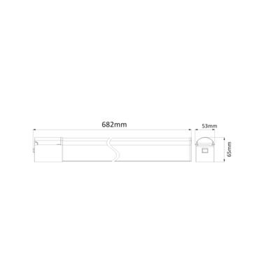 Nástěnné LED svítidlo Miral - 2 - 2