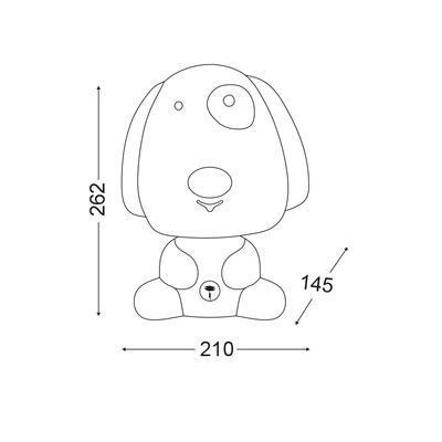 Dětská lampička Puppy - 2