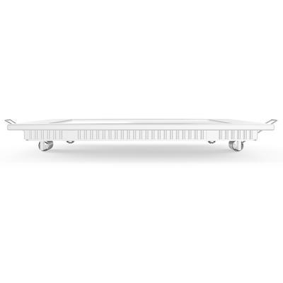 Zapuštěný LED panel 12W 170x170 mm - denní bílá - 2