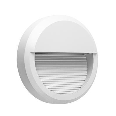 Fasádní LED svítidlo Emboss - Round - 2