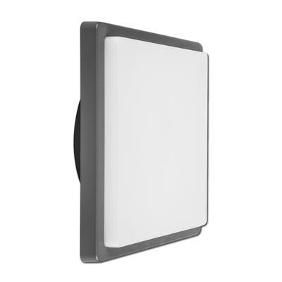 Fasádní LED svítidlo Flat - Square - 2