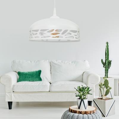 Závěsné svítidlo JUG, bílá - 2