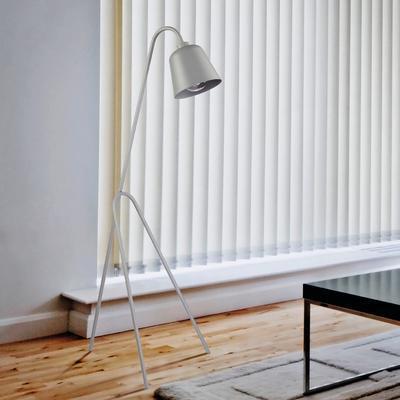 Stojací lampa Lami, šedá - 2