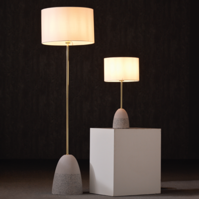 Stojací lampa Clay - 2