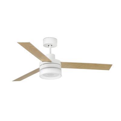 """Stropní ventilátor ICE LED - 52"""" - reverzní - 2"""