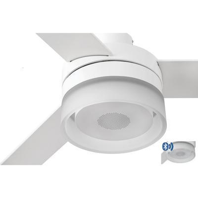"""Stropní ventilátor ICE LED SPEAKER 52"""" - reverzní - 2"""